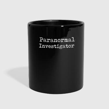 Paranormal Investigator - Full Color Mug