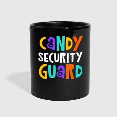 Candy Security Guard - Full Color Mug