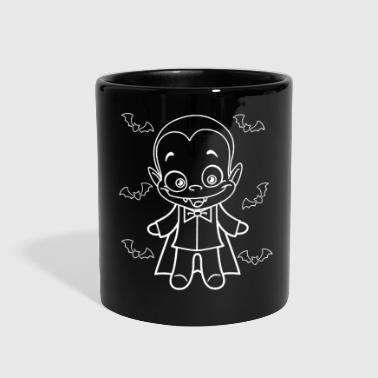 Draku - Happy Halloween for kids - Full Color Mug