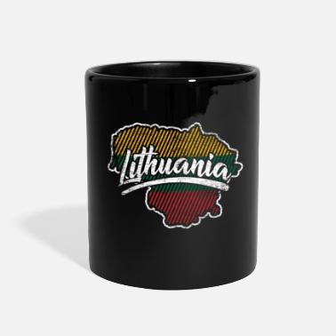 Lithuania Lithuania - Full Color Mug