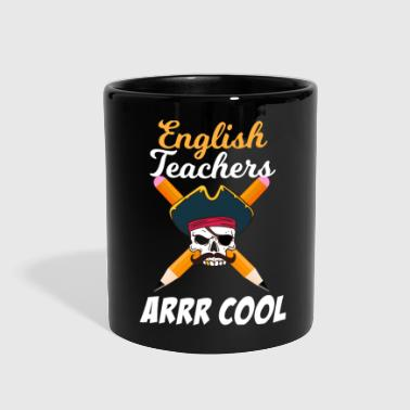 English Teachers Arrr Cool - Full Color Mug
