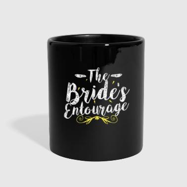Bride wedding hen party - Full Color Mug