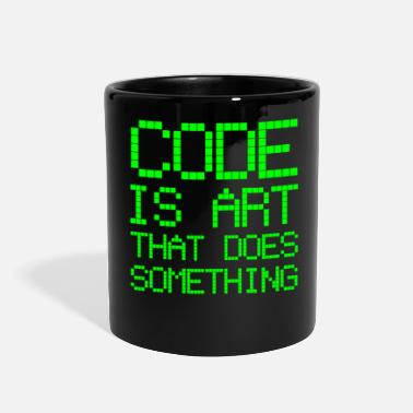 Code Coding Code Programming - Full Color Mug