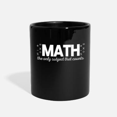 Mathematics mathematics - Full Color Mug