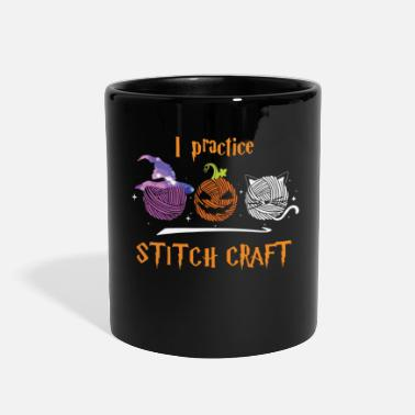 Stitch I Practice Stitch Craft - Full Color Mug