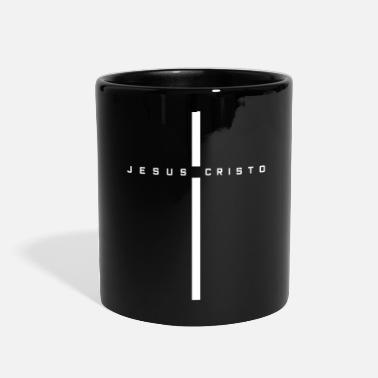 Christ Jesus Jesus Christ - Full Color Mug