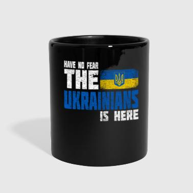 Kiev Fear Ukraine Nation Crimean Ukrainians Gift - Full Color Mug
