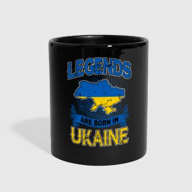 Kiev Legends Ukraine Kiev Maidan Crimea flag flag - Full Color Mug