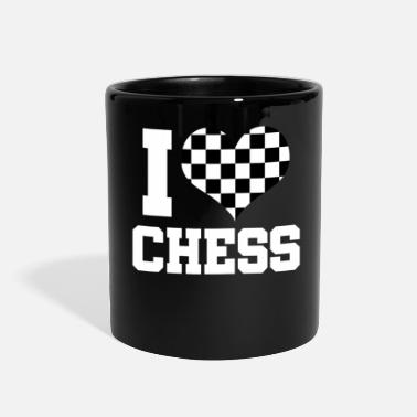 Chess Chess Chess Chess - Full Color Mug