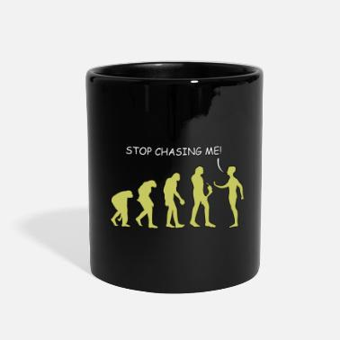 Hilarious Man Saying funny theory evolution cycle gift idea - Full Color Mug