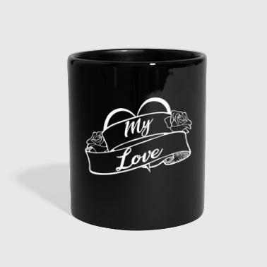 Cupid my love - Full Color Mug