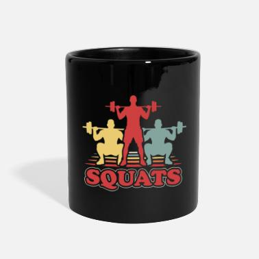 Squat Squat - Full Color Mug