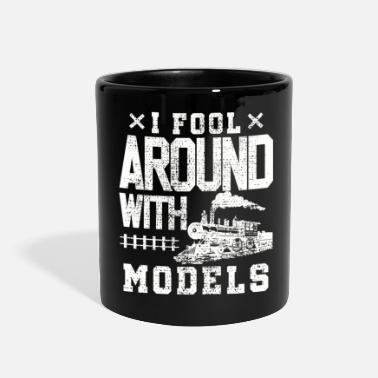 Model Train Model train train trains - Full Color Mug