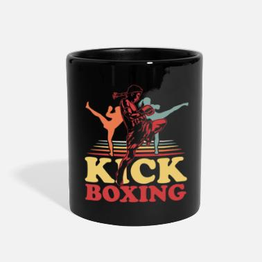 Body Building Kickboxing - Full Color Mug