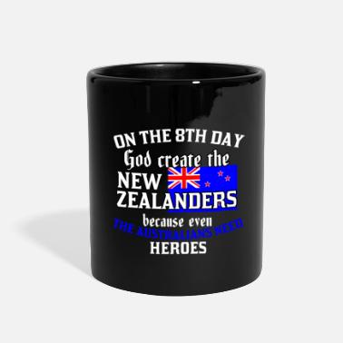 New Zealand New Zealand New Zealanders - Full Color Mug