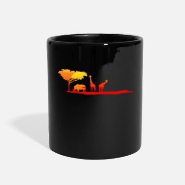 Safari Safari - Full Color Mug