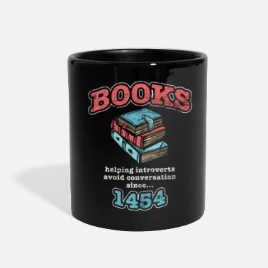 Book Book - Full Color Mug