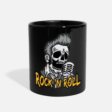 Rock N Roll Rock N Roll Psychobilly - Full Color Mug