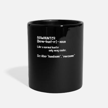 Bowhunter Bowhunter Definition - Full Color Mug