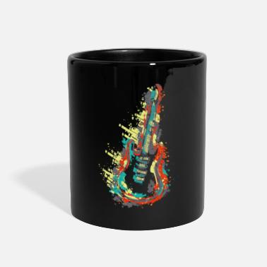 Piece Of Music Guitar Piece of Music - Full Color Mug