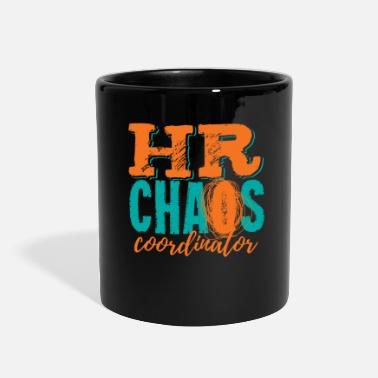Manager HR Chaos Coordinator - Full Color Mug