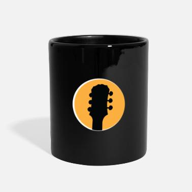 Rock N Roll Guitar Songs - Full Color Mug