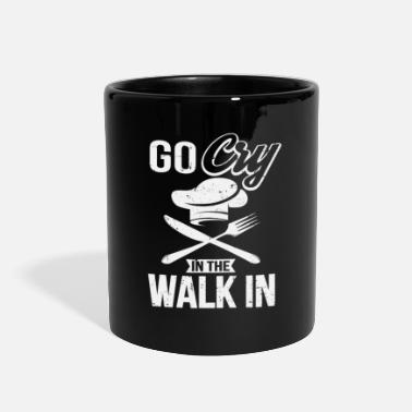 Fat Go cry in the walking - Full Color Mug
