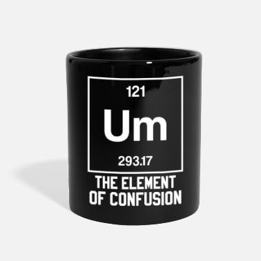 Confused confusion - Full Color Mug