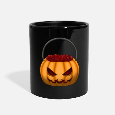 Pen Halloween Party Tabletop Pen and Paper DnD Nerd - Full Color Mug