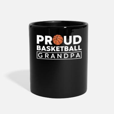 Basket Basketball - Full Color Mug