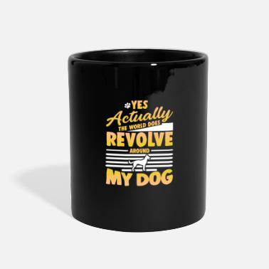 Bulldog Dog - Full Color Mug