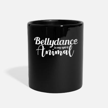 Belly Belly Dance Belly Dancer Show - Full Color Mug