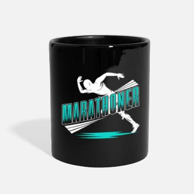 Nyc Marathoner - Full Color Mug
