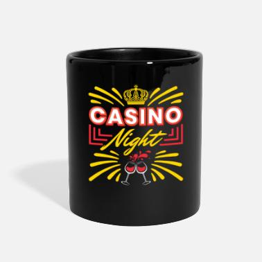 Casino Casino Night - Full Color Mug
