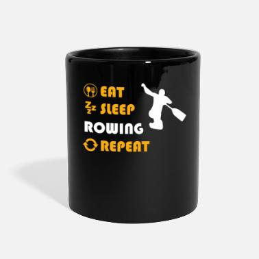Boat Rowing - gift for men and women - Full Color Mug