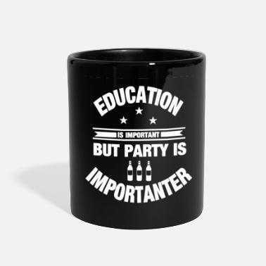 Education Culture Education Party - Full Color Mug