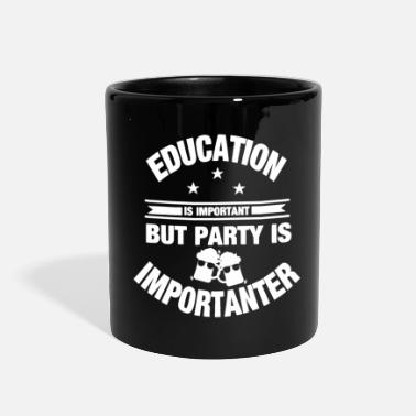 Education Culture Education Beer - Full Color Mug