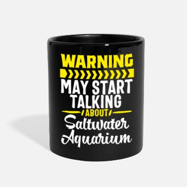 Aquarium 6 saltwater aquarium - Full Color Mug