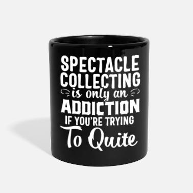 Collections spectacle collecting - Full Color Mug