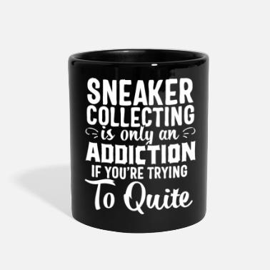 Collections Sneaker collecting - Full Color Mug