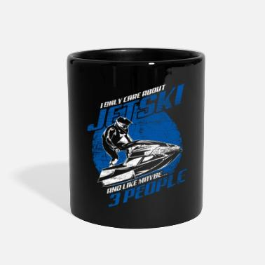 Watercraft Jet Ski Personal Watercraft Water Sports Boat Gift - Full Color Mug