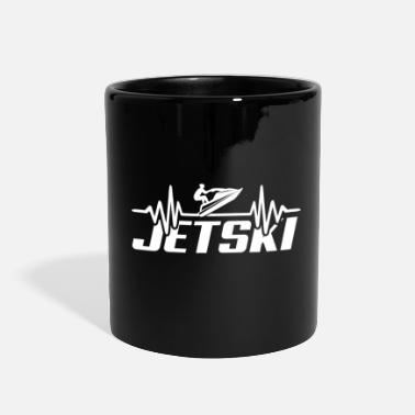 Watercraft Jet Ski Personal Watercraft Water Sport Boat Gift - Full Color Mug