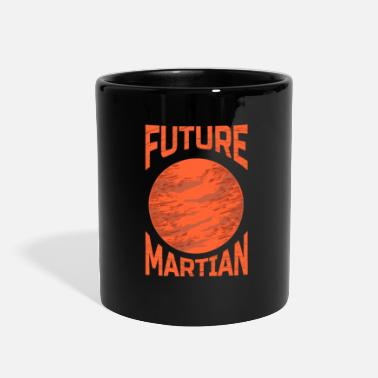 Martian Future Martian - Full Color Mug