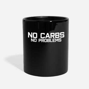 Carbohydrates Carbohydrate fitness diet - Full Color Mug
