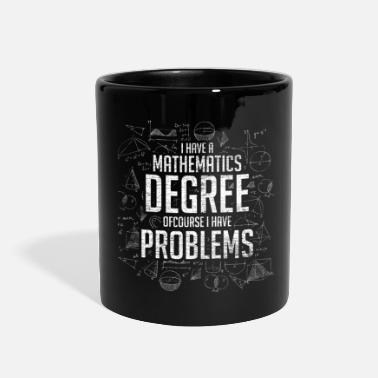 Math Math - Full Color Mug