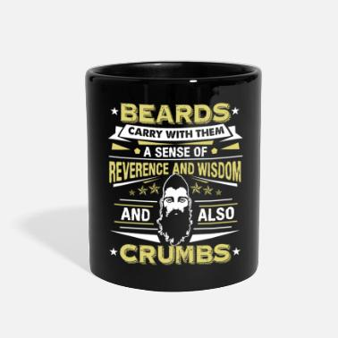 Crumb Beards Carry A Sense Of Wisdom And Crumbs - Full Color Mug
