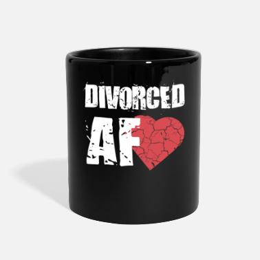 Divorced divorced - Full Color Mug