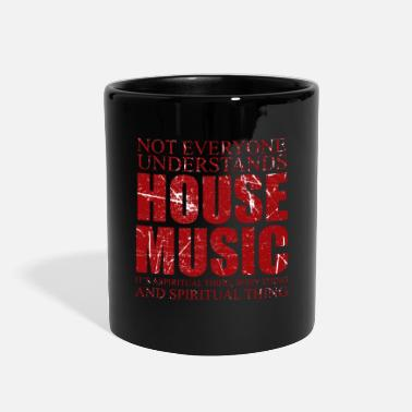 House Music House Music - Full Color Mug