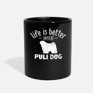 Witty Witty Puli Dog Saying - Full Color Mug