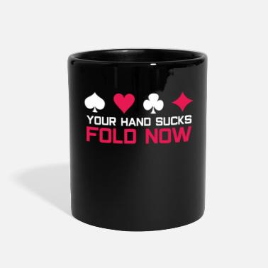 Bluff Poker bluff - Full Color Mug